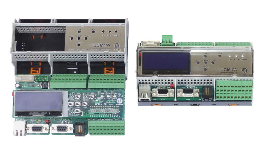 01 Embedded Webserver - Industrial IoT device