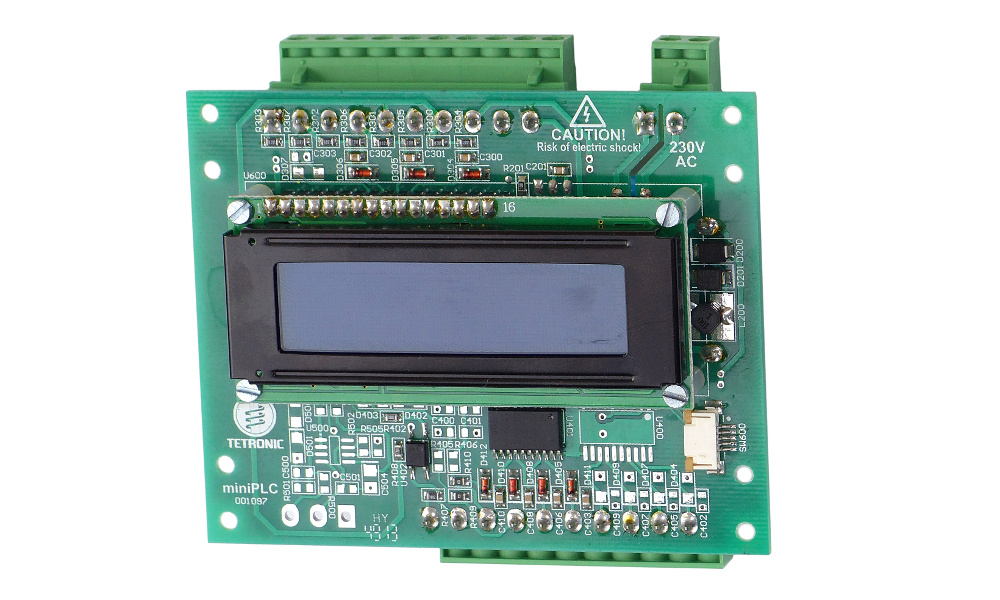 02 Custom logic controller