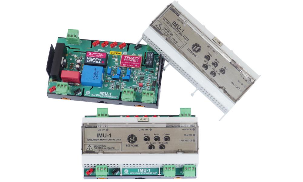 03 Isolation monitoring unit