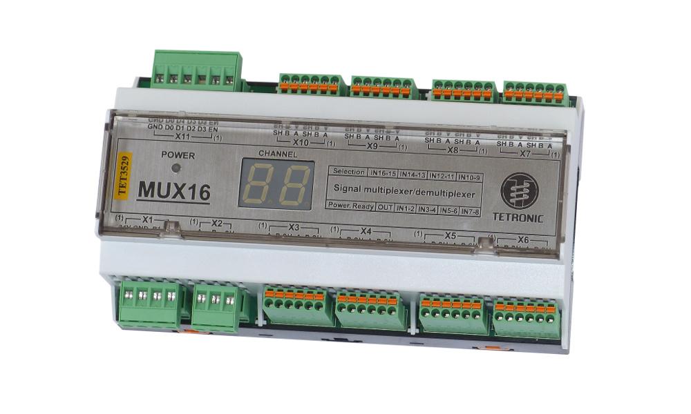 05 Signal multiplexer